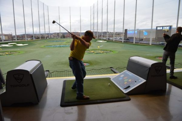Dylan Top Golf