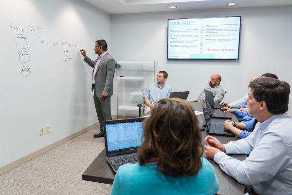 Merrimack Office Pics - Team Meeting