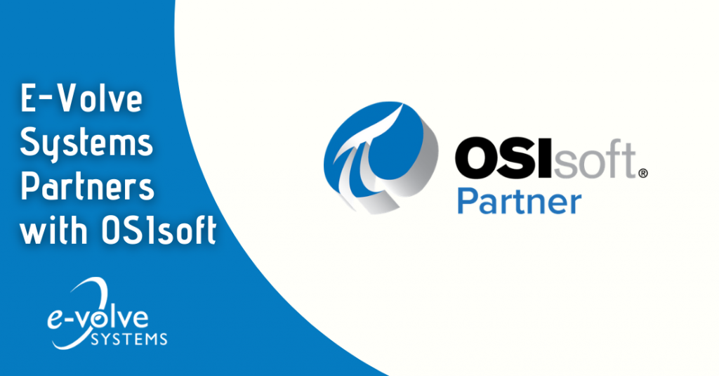 E-volve Systems and OSIsoft